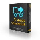 Three-step Checkout