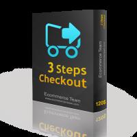 Three-step Checkout