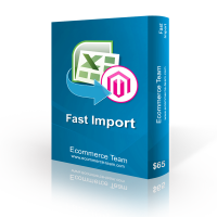 Fast Product Import