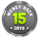 15 Days - Money Back
